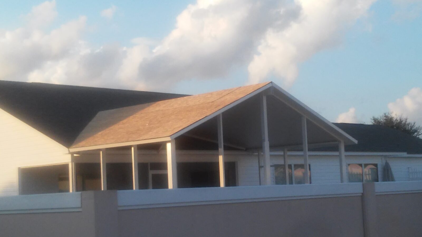 Screen Enclosure With Roof 5 Aluma Tec Remodeling